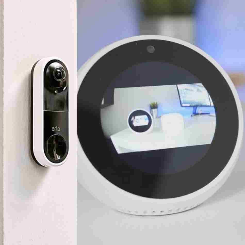 ¿Arlo Video Doorbell funciona con Alexa?