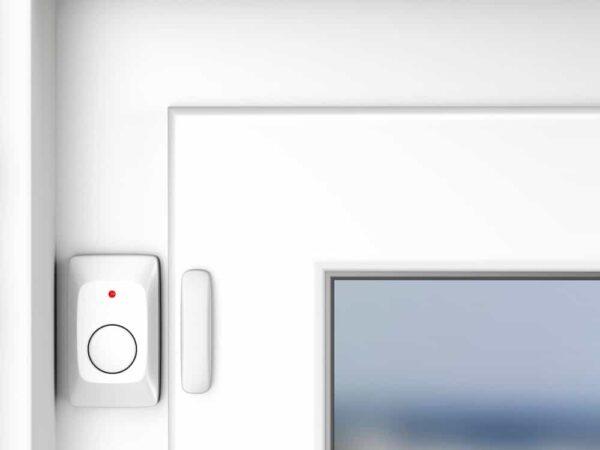 Como se eliminan los sensores de puertas y ventanas ADT