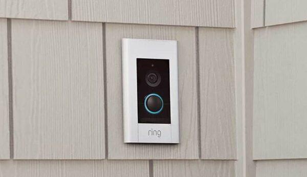 ¿Dónde debo colocar el timbre inteligente de mi puerta?