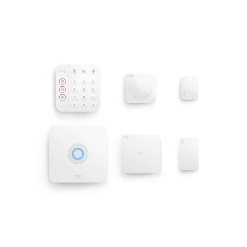 ¿Los sensores ADT son compatibles con Ring?