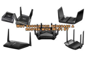 ¿Por qué debería comprar un enrutador con Wi-Fi 6?