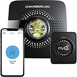 ¿Puedo usar mi teléfono inteligente para abrir la puerta de mi garaje?