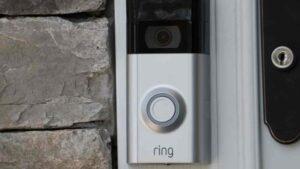 ¿Quién es el propietario de Ring Doorbell Company?