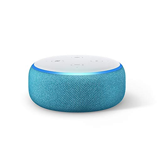 Echo Dot (3.a generación) Kids Edition, un Echo diseñado para niños con controles parentales - Azul