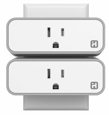 Enchufe inteligente iHome ISP6X Wi-FI