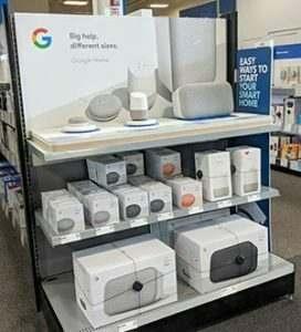 Google Home en Best Buy