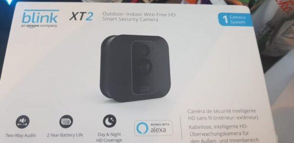 Cámaras CCTV para hogares inteligentes