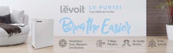 Purificador de aire LEVOIT LV-PUR131