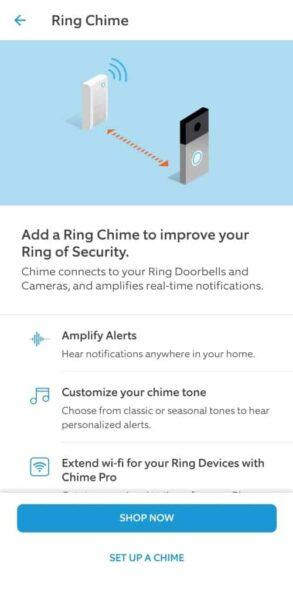 ¿Cómo ajustar el volumen en Ring Chime Pro?