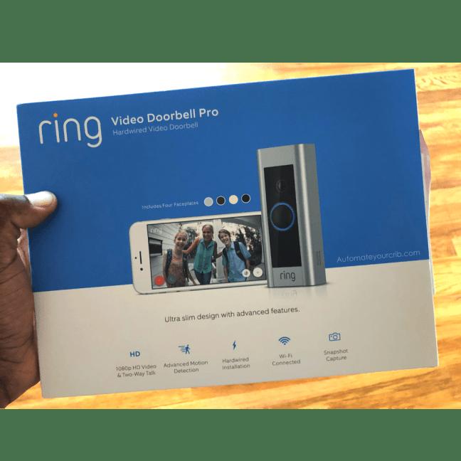 10 razones por las que debería comprar el Ring Pro