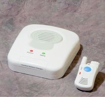 Sistema de alerta médica Touch N 'Talk