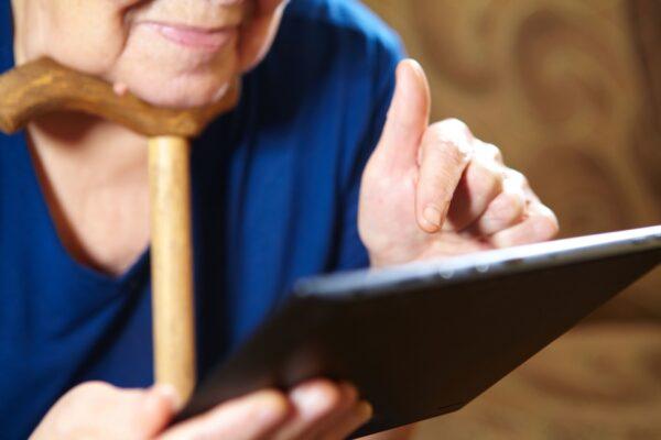 1618569747 Tecnologia de hogar inteligente para personas mayores que envejecen en