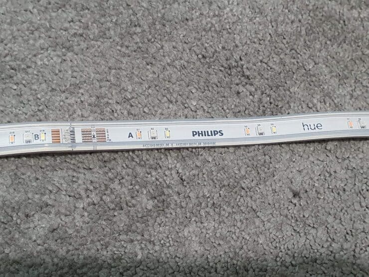 ¿Puede Philips Hue hacer luz negra?
