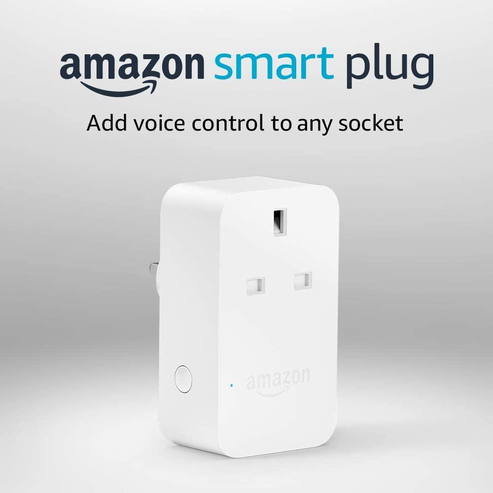 ¿Cuál es el mejor enchufe inteligente para Alexa en el Reino Unido?