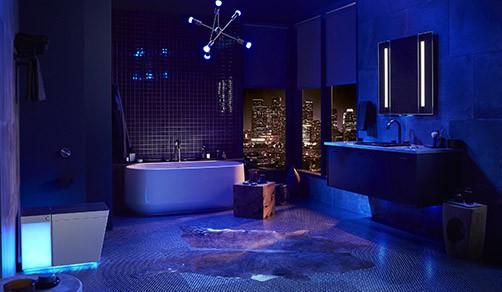 ¿Qué es un baño inteligente?