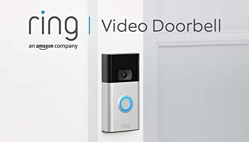 El Ring Video Doorbell baja de precio