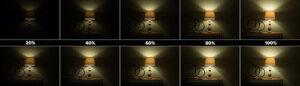 ¿Se pueden atenuar las bombillas inteligentes?