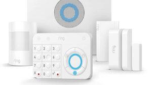 Cómo funciona el kit de seguridad de alarma RING
