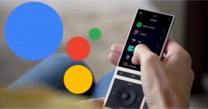 Cómo usar Control4 con el Asistente de Google