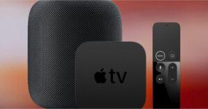 Cómo usar su Apple HomePod para una configuración de altavoces Dolby Atmos TV