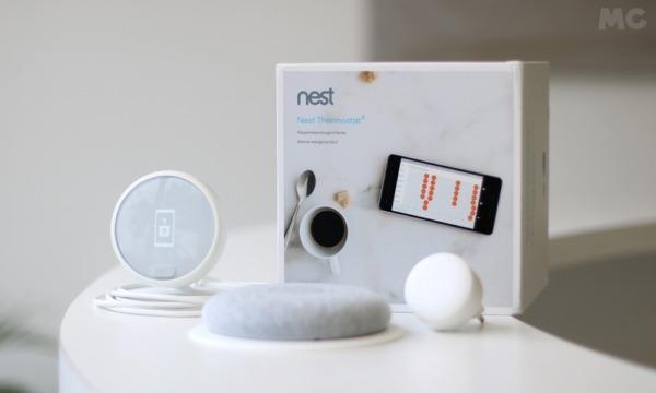 Cómo cambiar el funcionamiento del termostato Nest desde el menú Configuración