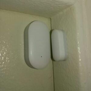 Uso del sensor de puerta / ventana Xiaomi