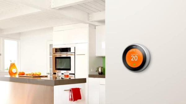 Cómo cambiar manualmente el termostato Nest al modo de calefacción, Eco o apagado