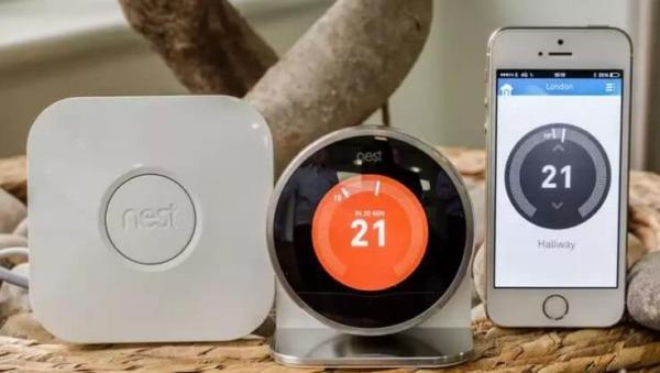 Termostato Nest: Cómo cambiar los ajustes del asistente En casa/Ausente