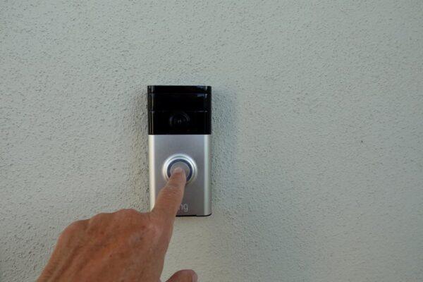 Cómo arreglar la vista en vivo del timbre de la puerta