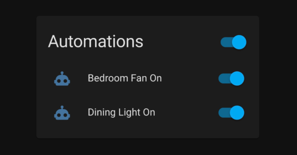 Crear automatizaciones en Home Assistant