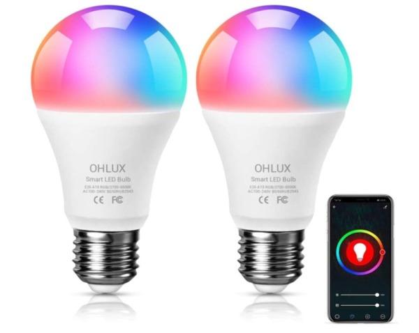Las mejores bombillas inteligentes para un ventilador de techo 2021