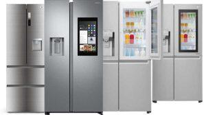 Los 4 mejores frigoríficos WiFi inteligentes