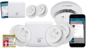 Los 5 mejores dispositivos de alarma de humo WiFi