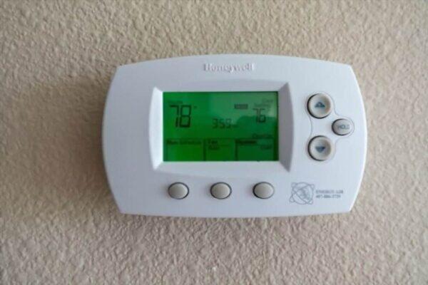 Cómo reemplazar la batería del termostato Honeywell