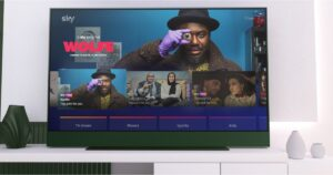 Sky Glass es una máquina de transmisión de TV todo en uno