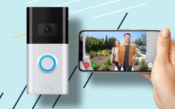 ¿Cuánto tiempo se tarda en actualizar el firmware de Ring Doorbell?