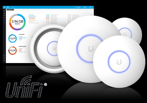 Aísle sus dispositivos domésticos inteligentes con UniFi
