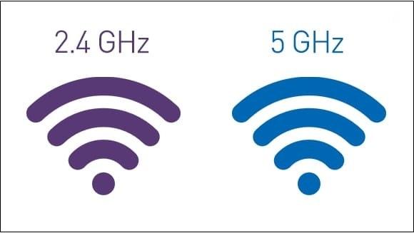 Wi-Fi de 5 GHz
