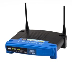 enrutador Wi Fi