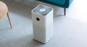 purificador de aire inteligente sea tan inteligente
