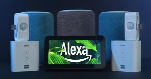 ¿Qué información recibe Alexa de mis dispositivos de hogar digital?