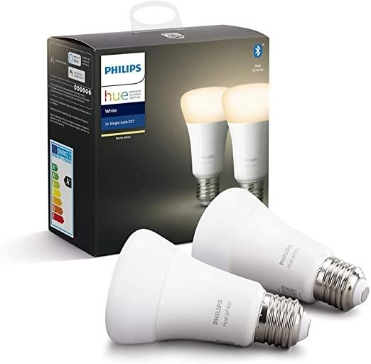¿Cuánto duran las bombillas inteligentes Hue?