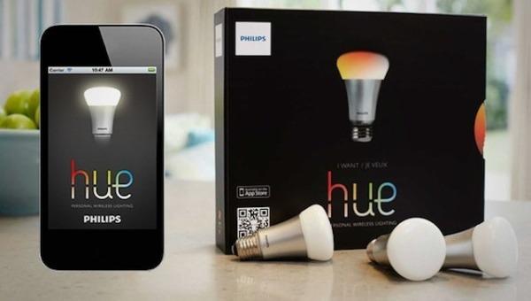 Cómo las bombillas Philips Hue