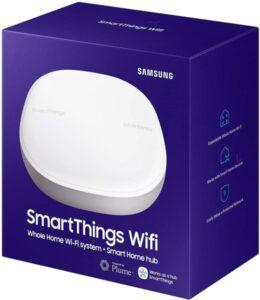 Revisión del enchufe inteligente Samsung SmartThings Wifi (pros y contras)