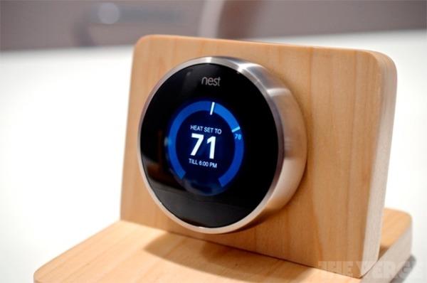 Imágenes, pantallas y vistas de todo el termostato Nest
