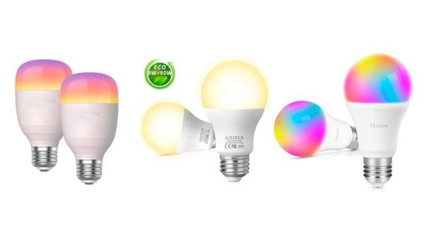 ¿Cómo funcionan las bombillas inteligentes?
