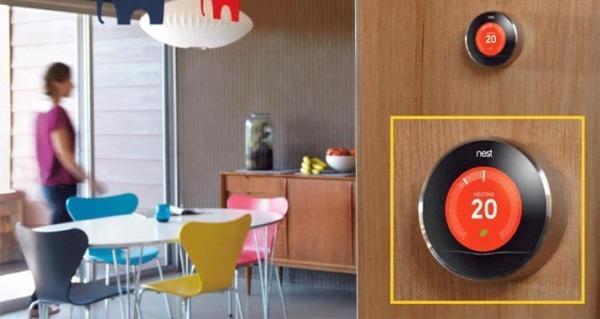Cómo cambiar el horario y la temperatura en el termostato Nest