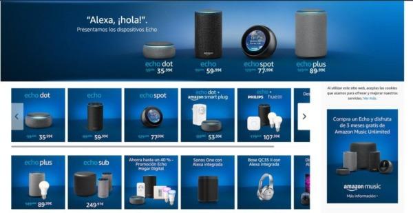 Cómo cambiar el propietario de los dispositivos Alexa